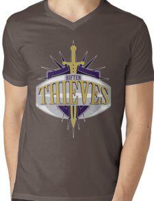 Riften Theives Mens V-Neck T-Shirt