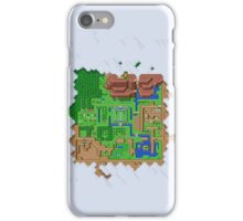 Realms of Hyrule iPhone Case/Skin