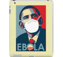 Obama Ebola iPad Case/Skin