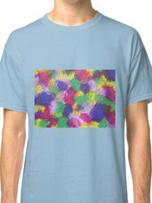"""Rosebud"" original artwork by Laura Tozer Classic T-Shirt"