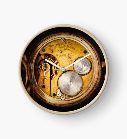 American Watch Company Pocket Watch Clock