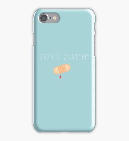 GREY'S ANATOMY iPhone Case/Skin