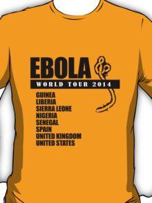 Ebola World Tour T-Shirt