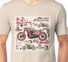 my custom motorbike Unisex T-Shirt