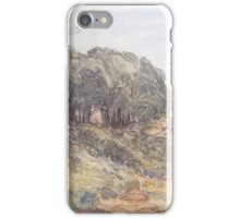 House on a Hill by Walter Griffin  iPhone Case/Skin
