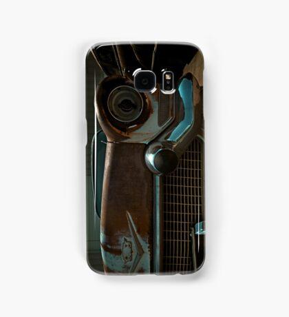 Abandoned 1957 Cadillac Detail Samsung Galaxy Case/Skin