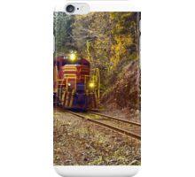 "The ""Skunk"" train iPhone Case/Skin"