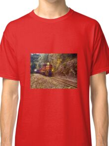 "The ""Skunk"" train Classic T-Shirt"