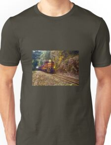 "The ""Skunk"" train Unisex T-Shirt"