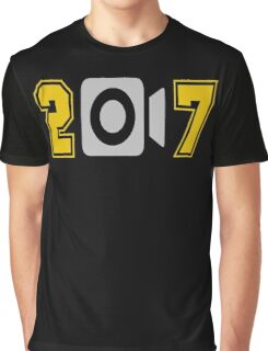 Happy New Years - 2017 Graphic T-Shirt