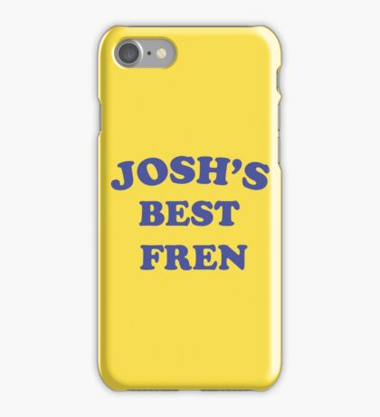 Josh's Best Fren iPhone Case/Skin