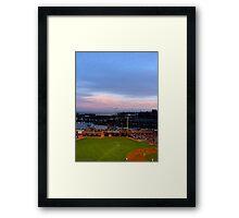 10/15/14 Framed Print