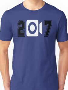 Happy New Years - 2017 Unisex T-Shirt