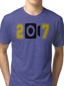 Happy New Years - 2017 Tri-blend T-Shirt
