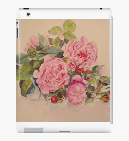 Roses and more roses iPad Case/Skin