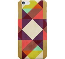 Quilt Block #02 iPhone Case/Skin