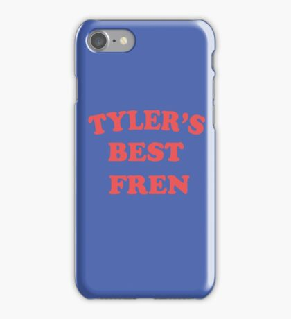 Tyler's Best Fren iPhone Case/Skin