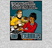 All about the BASS, no Tribbles. Unisex T-Shirt