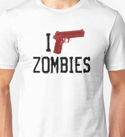 i-shoot-zombies Unisex T-Shirt