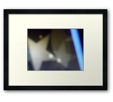 Once Upon a Time Collection - star magic Framed Print