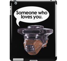 Leia Loves You iPad Case/Skin