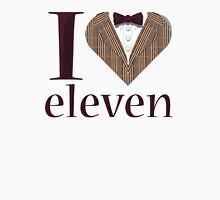 I Heart Eleven Unisex T-Shirt