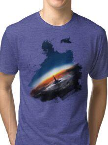 Hurricane Maker Tri-blend T-Shirt