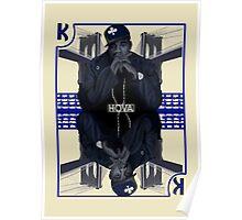 Hip Hop King -- Jay Z Poster