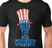 The Tax Season is a Wonderful Season Unisex T-Shirt