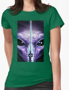 AGENDA1 Womens Fitted T-Shirt