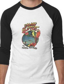 jimmy buffet tour 2016-2017 Men's Baseball ¾ T-Shirt