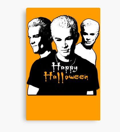SPIKE: Halloween V1 Canvas Print