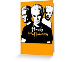 SPIKE: Halloween V1 Greeting Card