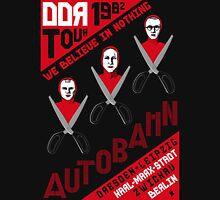 Autobahn 1982 East German Tour T-Shirt T-Shirt