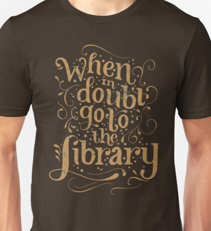 That's What Hermione Does Unisex T-Shirt
