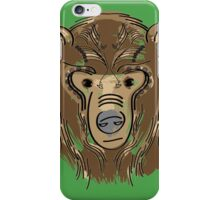 Paint Spirit Bear iPhone Case/Skin