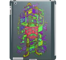 Multitasking boy iPad Case/Skin