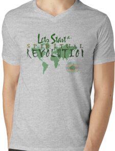 spiritual revolution Mens V-Neck T-Shirt