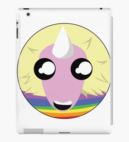 Lady Rainicorn! iPad Case/Skin