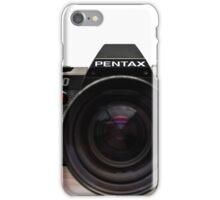 Pentax P30 iPhone Case/Skin