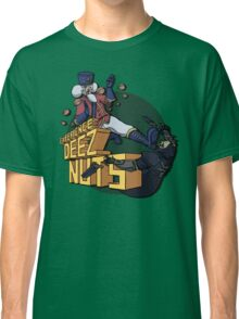 Experience Deez Nuts Classic T-Shirt