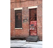 Brooklyn, New York, 126 Front Street Photographic Print