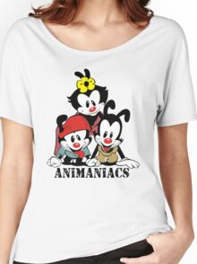 Animaniacs - cartoon Women's Relaxed Fit T-Shirt