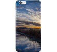 Moving colors  iPhone Case/Skin