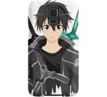 Sword Art Online Front Kirito Samsung Galaxy Case/Skin