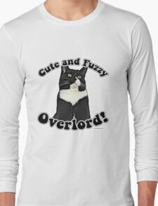 Cute Fuzzy Overlord Long Sleeve T-Shirt