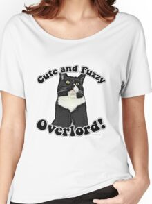 Cute Fuzzy Overlord Women's Relaxed Fit T-Shirt