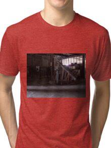 Hopper And Scale Tri-blend T-Shirt