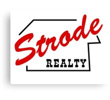 Strode Realty Canvas Print