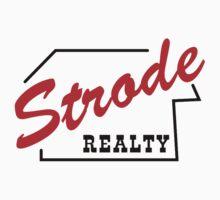Strode Realty Kids Tee